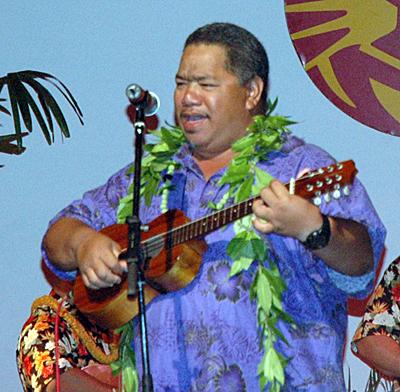 2006 Hawaiian Falsetto Contest - Contestant 1